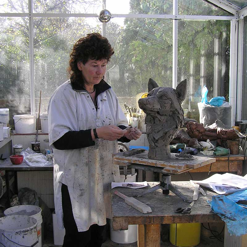 Carol Orwin Sculptor